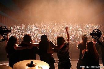 La Fuga: Concierto acústico en Santander – 2007/04/13
