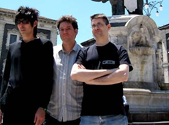 Noise On Tour Rocks 2007: Previo – 13 de Abril / 16 y 18 de Mayo