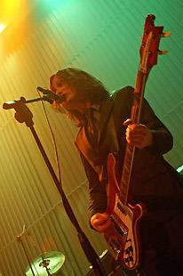 Redd Kross Neon: Concierto en Santiago de Compostela – 25/01/2007