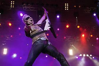 Scorpions: Concierto en Guimarâes (Portugal) – 2007/12/06