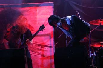 Behemonth Otros grupos: Concierto en Vigo – 10/02/08