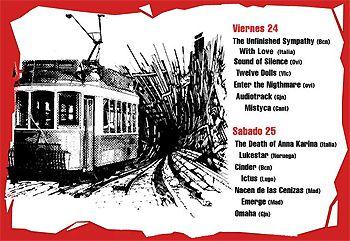Takio Destruction Summer Fest 07: Previo – Torrelavega, 24 y 25 de Agosto