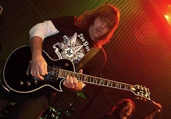 The Thunderbolts: Concierto en Santiago de Compostela – 01/02/2007