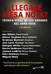 Luis Blanco: ¿Llegaré a esa nota?. Técnica Vocal de los Grandes