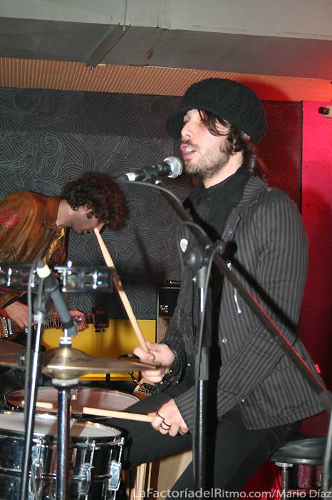 The Right Ons – Concierto en Santander, 11/04/2008