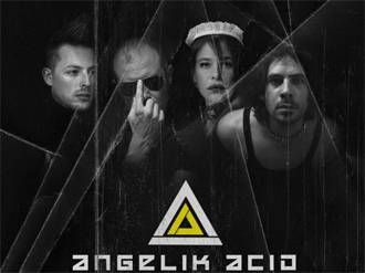 Angelik Acid: Salvaje oscuridad