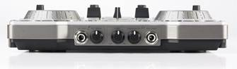 DJ Console MK4, Hercules: Cuidada integración con reproductores analógicos