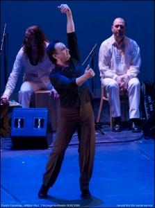 Joaquín Ruiz: Baile y sonidos mediterráneos