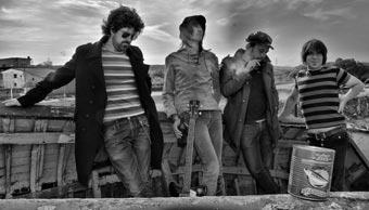 Los Tupper: ¡¡Viva el rock and roll!!