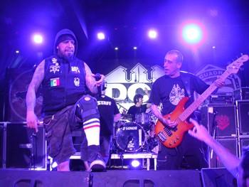 Def Con Dos, Nikaia: Concierto en Santander, 2011/04/15