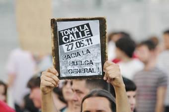 ¡Democracia Real Ya!: Lo llaman Democracia y no lo es