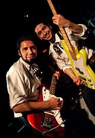 Daddy O Grande and the Twin Tones: Concierto en Vigo (La Fábrica de Chocolate Club) – 27/01/2010