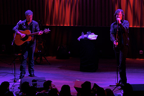 Mark Lanegan: Concierto en Santiago D.C. (Sala Capitol), 18/05/10