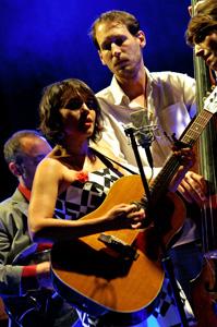 Norah Jones: Concierto en Vigo, (Parque Castrelos) – 14/07/10