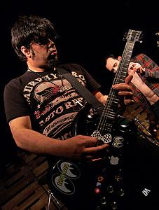 Rock City Morgue: Concierto en Vigo, 08/05/10