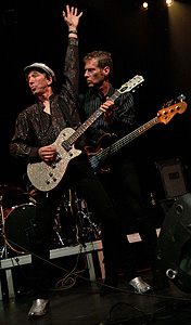 The Fleshtones: Concierto en Santiago D.C. – 11/11/2009