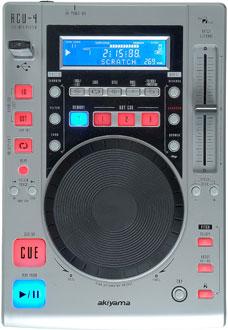 ACU-4, Akiyama: El DJing más allá del formato físico