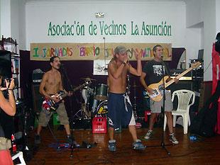 I Jornadas Barrio Joven y Multicultural: Festival en el Barrio de La Asunción , Málaga, 07/09/2009
