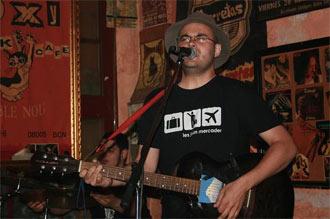 El cantaitor: Poesía y rock and roll
