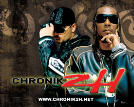 Chronik 2H: El periódico del flow