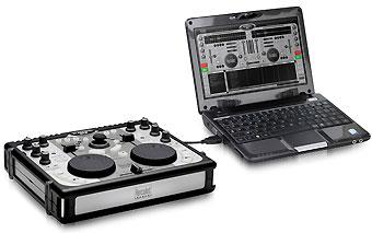 eCAFE DJ Kit EC-900, Hercules: Una solución portatil para DJs
