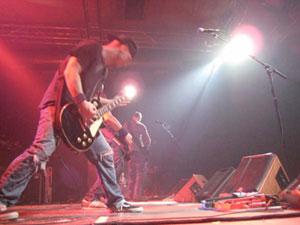 Helmet: Concierto en Bilbao – 07/02/2009