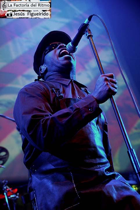 Living Colour -Concierto en Santiago D.C.-Sala Capitol, 20-12-09