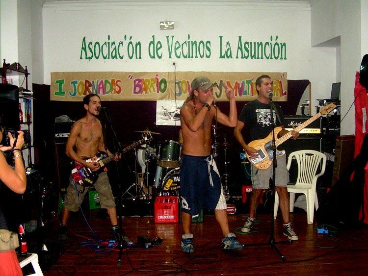 I Jornadas Barrio Joven y Multicultural