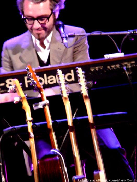 Nacho Vegas – Concierto en Santander, 21/02/2009