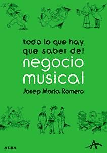 Josep Maria Romero: Guiarse en la tormentosa industria musical