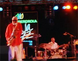 Festival de Jazz de Vitoria 2008: 17 y 18 de julio 2008.