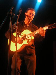 Jonathan Richman: Concierto en Santander – 08/03/2009