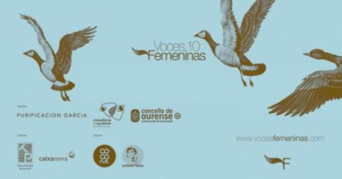 Festival de Voces Femeninas 2010: Concierto en Vigo, (TCC Caixanova) – 27/11/10