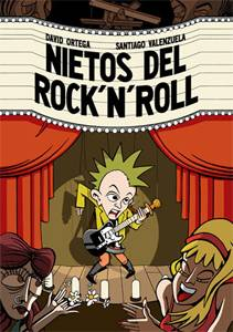 David Ortega: Nietos del Rock'n'Roll