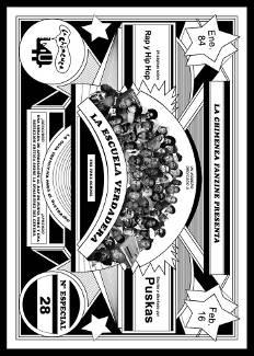 Puskas: La Chimenea Fanzine Nº Especial 28 – La escuela verdadera