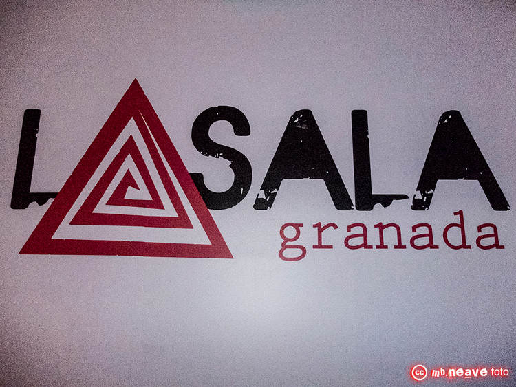 Ansïa: Concierto en Granada, 8 de diciembre 2016