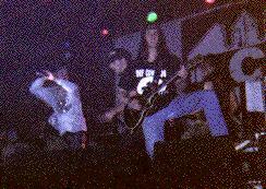 Def Con Dos: Concierto en Avilés, Sala Quattro. Viernes 10 de Noviembre de 1995