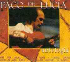 Paco De Lucia: Antología