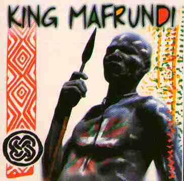 King Mafrundi: Afro-Vascos