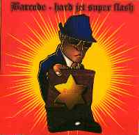 Barcode: Hard Jet Super Flash
