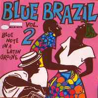 Varios 4: Blue Brazil Vol.2. Blue Note in a Latin Groove