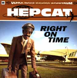 Hepcat: Right on time