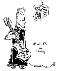 Albert Plá: La anguila