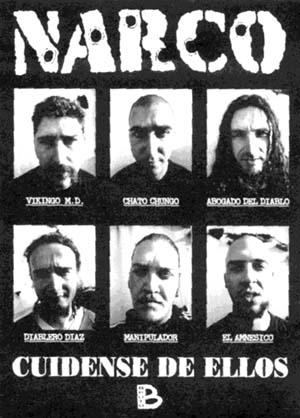Narco: Rugidos sureños