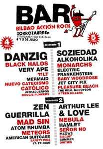 Bilbao Action Rock: Zorrozaurre, 4 y 5 de julio, 2003