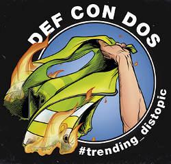 Def Con Dos: Portada nuevo disco, concierto solidario y primeras fechas de su próxima gira