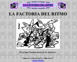 La Factoria Del Ritmo: Hoy 3 de febrero de 2017, cumple 22 años