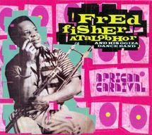 "Fred Fisher Atalobhor: Lanzamiento de ""African Carnaval"""