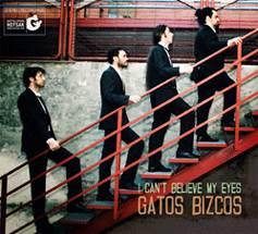"Gatos Bizcos: Publican el álbum ""I can't believe my eyes"""