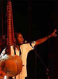 Festival Africano: III Encuentro Griot (Previo)